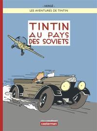 Les aventures de Tintin, Tintin au pays des soviets