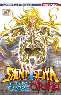 Saint Seiya : les chevaliers du zodiaque : the lost canvas chronicles, la légende d'Hadès. Volume 14