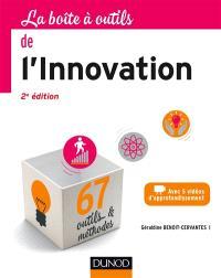 La boîte à outils de l'innovation : 67 outils & méthodes