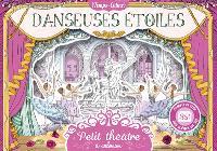 Danseuses étoiles : petit théâtre à colorier
