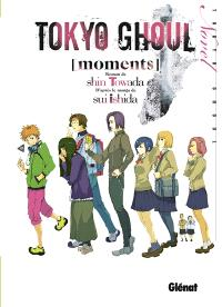 Tokyo ghoul. Volume 1, Moments