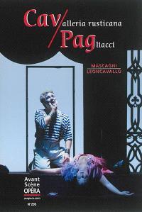 Avant-scène opéra (L'). n° 295, Cavalleria rusticana. Pagliacci
