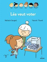 Léa veut voter