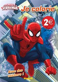 Ultimate Spider-Man : je colorie