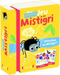 Mon premier jeu de Mistigri : attention au Mistigri !