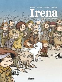 Irena. Volume 2, Les Justes