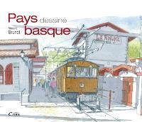 Pays basque dessiné