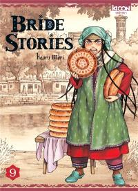 Bride stories. Volume 9