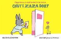 Trotro et la naissance de Zaza, Chut ! Zaza dort