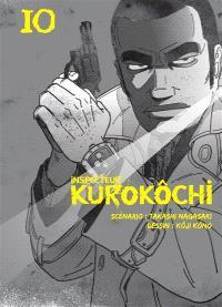 Inspecteur Kurokôchi. Volume 10