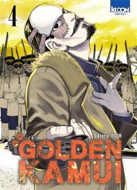 Golden kamui. Volume 4