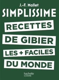 Simplissime : recettes de gibier les + faciles du monde