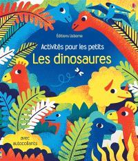 Les dinosaures : activités pour les petits