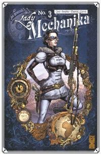 Lady Mechanika. Volume 3, La tablette des destinées