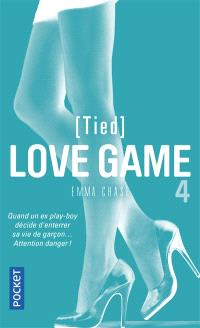 Love game. Volume 4, Tied