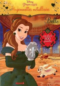 Belle : mes gommettes métallisées