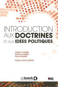 Introduction aux doctrines et aux idées politiques : une approche structurale
