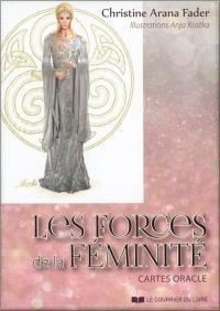 Les forces de la féminité : cartes oracle
