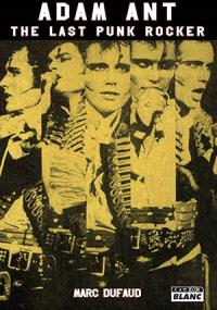 Adam Ant : the last punk rocker