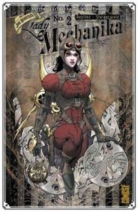 Lady Mechanika. Volume 2, Révélations