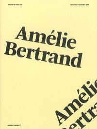 Pleased to meet you. n° 2, Amélie Bertrand