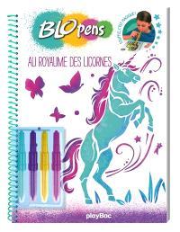 Blopens : au royaume des licornes