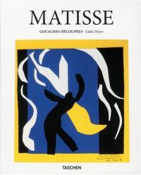 Henri Matisse : 1869-1954 : gouaches découpées