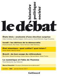 Débat (Le). n° 193