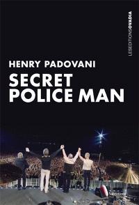 Secret Police man