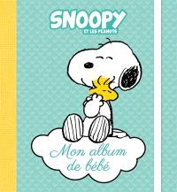 Snoopy : livre de bébé