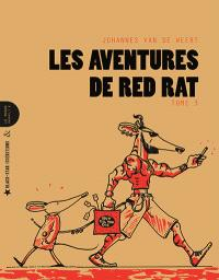 Les aventures de Red Rat. Volume 3