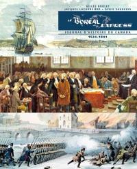 Le Boréal Express  : journal d'histoire du Canada