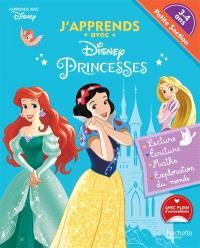 J'apprends avec Disney princesses : petite section, 3-4 ans