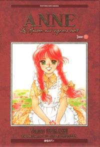 Anne : la maison aux pignons verts. Volume 1