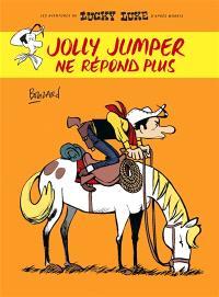 Les aventures de Lucky Luke d'après Morris, Jolly Jumper ne répond plus