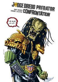 Judge Dredd-Predator : confrontation