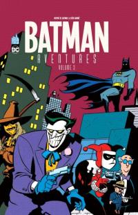 Batman aventures. Volume 3