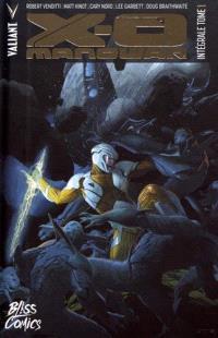 X-O Manowar : intégrale. Volume 1