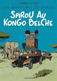 Les aventures de Spirou, Spirou au Kongo belche