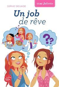 Signé Juliette. Volume 3, Un job de rêve