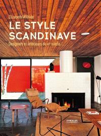 Le style scandinave : designers et intérieurs du XXe siècle
