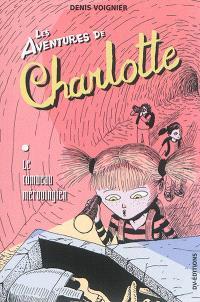 Les enquêtes de Charlotte, Le tombeau mérovingien
