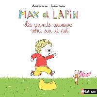 Max et lapin, Les grands coureurs vont sur le pot