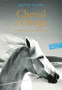 Cheval d'orage. Volume 2, Chantage pour une victoire