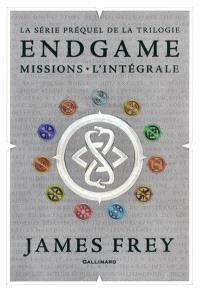 Endgame, Missions : l'intégrale, volumes 1, 2 et 3 : la série préquel de la trilogie