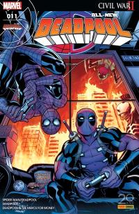 All-New Deadpool. n° 11