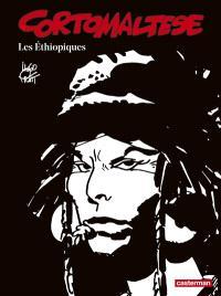 Corto Maltese : en noir et blanc. Volume 6, Les Ethiopiques