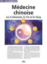 Médecine chinoise : les 5 éléments, le yin et le yang