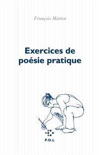 Exercices de poésie pratique