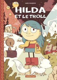 Hilda. Volume 1, Hilda et le troll